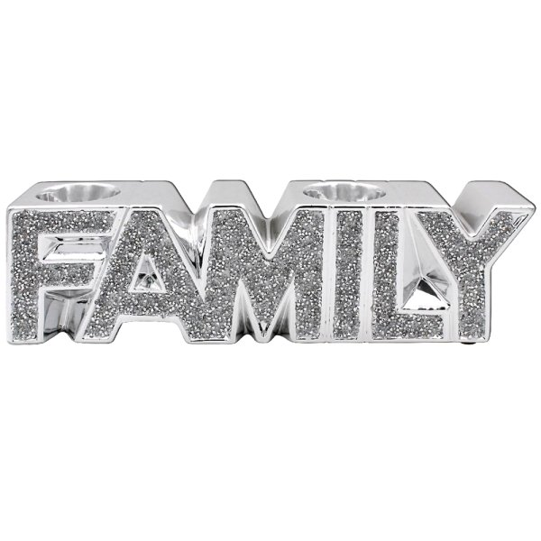 SILVER SPARKLE FAMILY